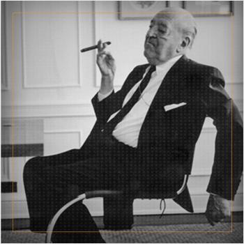 Ludwig Mies van der rohe portrait