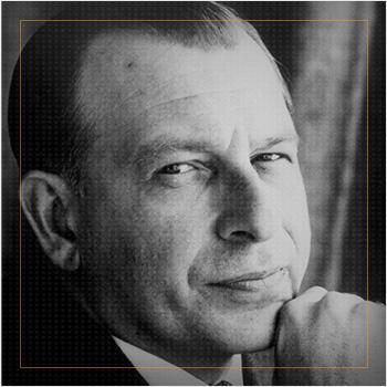 Eero Saarinen portrait