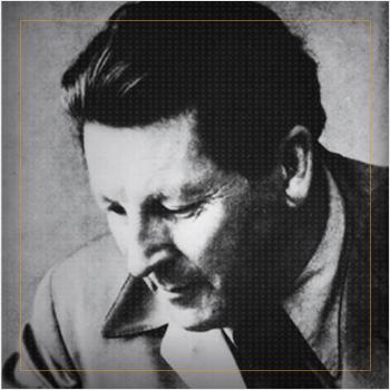Gerrit Thomas Rietveld portrait