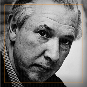 Hans Wegner portrait