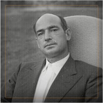 Harry Bertoia portrait
