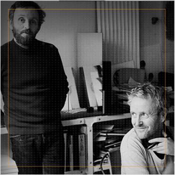 Ronan & Erwan Bouroullec portrait